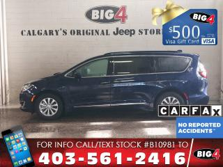 Used 2017 Chrysler Pacifica Touring-L | Leather | 8 seats | Safety Grp for sale in Calgary, AB