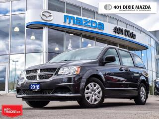 Used 2016 Dodge Grand Caravan SE/SXT, NO ACCIDENTS, FINANCE AVAILABLE for sale in Mississauga, ON