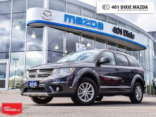 Used 2015 Dodge Journey SXT,ONE OWNER, NO ACCIDENTS,FINANCE AVAILABLE for sale in Mississauga, ON