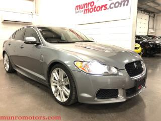 Used 2011 Jaguar XF R Deal Pending XFR Supercharged 510 HP for sale in St. George Brant, ON
