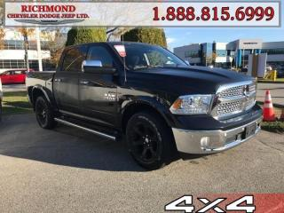 Used 2016 RAM 1500 Laramie for sale in Richmond, BC