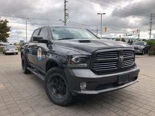Used 2014 RAM 1500 SPORT for sale in Mississauga, ON