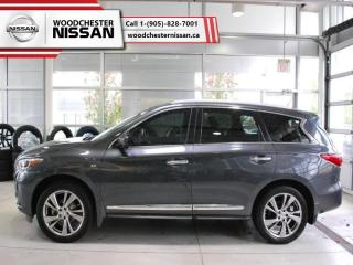 Used 2014 Infiniti QX60 Base  - $213.73 B/W for sale in Mississauga, ON