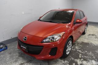 Used 2012 Mazda MAZDA3 GX for sale in Kitchener, ON
