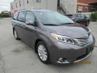 Used 2015 Toyota Sienna XLE 7 Passenger for sale in Toronto, ON