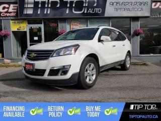 Used 2014 Chevrolet Traverse 1LT ** AWD, 3.6L V6, Sunroof, Remote Start ** for sale in Bowmanville, ON