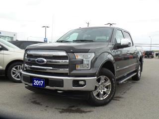 Used 2017 Ford F-150 LARIAT 2.7L V6 for sale in Midland, ON