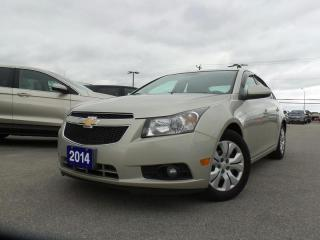 Used 2014 Chevrolet Cruze 1LT 1.4L T for sale in Midland, ON