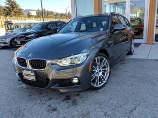Used 2016 BMW 328i xDrive Touring for sale in North Vancouver, BC