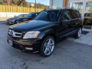 Used 2012 Mercedes-Benz GLK-Class 350 4MATIC for sale in North Vancouver, BC