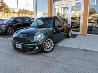 Used 2011 MINI Cooper S Navigation / Leather / Sunroof for sale in North Vancouver, BC