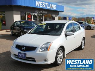 Used 2012 Nissan Sentra CVT for sale in Pembroke, ON