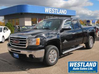 Used 2013 GMC Sierra 1500 Kodiak SLE Extended Cab 4x4 for sale in Pembroke, ON
