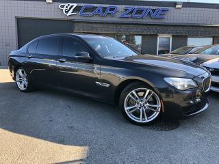 Used 2013 BMW 7 Series 750Li xDrive MPACK B&O Stereo AWD for sale in Calgary, AB