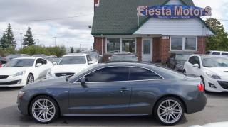 Used 2014 Audi A5 Sline S Line Navigation for sale in Woodbridge, ON