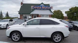Used 2012 Lexus RX 450h TOURING NAVIGATION HYBRID for sale in Woodbridge, ON