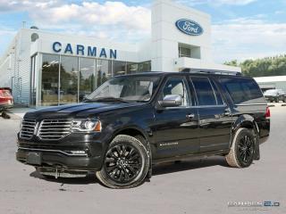 Used 2015 Lincoln Navigator L for sale in Carman, MB