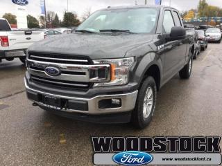 New 2018 Ford F-150 XLT  300A, SUPERCAB, TOW PKG for sale in Woodstock, ON