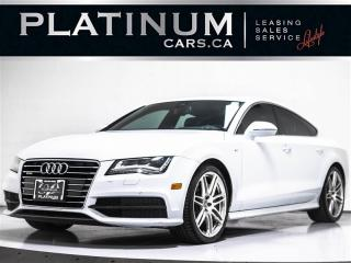 Used 2012 Audi A7 3.0T Quattro S-LINE Premium PLUS, NAVI, BLINDSPOT, for sale in Toronto, ON