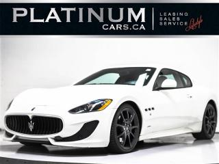 Used 2014 Maserati GranTurismo SPORT 4.7S, NAVI, CARBON FIBER, BOSE AUDIO for sale in Toronto, ON