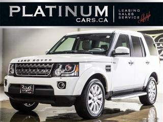 Used 2015 Land Rover LR4 7 PASSENGER, Push BUTTON, LEATHER, Bluetooth for sale in Toronto, ON