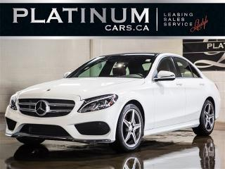 Used 2016 Mercedes-Benz C 300 4MATIC, NAV, 4MATIC, PANO,CAM for sale in Toronto, ON