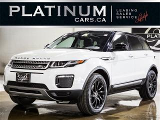 Used 2018 Land Rover Range Rover Evoque SE, AWD, SUNROOF, Heated Lthr Range Rover Evoque for sale in Toronto, ON