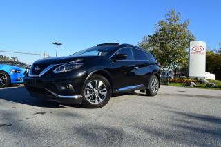 Used 2018 Nissan Murano SV for sale in Parksville, BC
