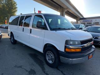 Used 2012 Chevrolet Express LT 3500 Extended for sale in Surrey, BC