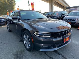 Used 2017 Dodge Charger SXT AWD for sale in Surrey, BC