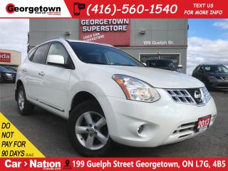 Used 2013 Nissan Rogue Special Edition | SUNROOF | AWD | HEATED SEATS | for sale in Georgetown, ON