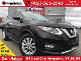 Used 2017 Nissan Rogue SV | ALL WHEEL DRIVE | BACK UP CAMERA for sale in Georgetown, ON