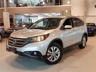 Used 2014 Honda CR-V TOURING-AWD-NAVI-REAR CAM-LEATHER-SUNROOF-ONLY 94K for sale in Toronto, ON