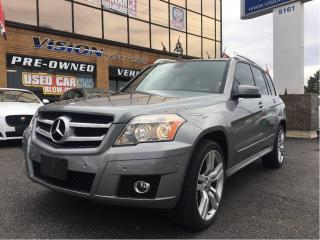 Used 2011 Mercedes-Benz GLK-Class GLK350 4MATIC/ NAVIGATION for sale in North York, ON