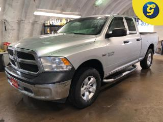 Used 2015 Dodge Ram 1500 SXT * Quad Cab * 4WD * HEMI * U connect touchscreen * Voice recognition * Phone connect * FuelSaver MDS * Climate control * Steering wheel control * T for sale in Cambridge, ON