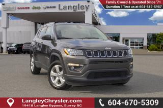 Used 2018 Jeep Compass NORTH for sale in Surrey, BC