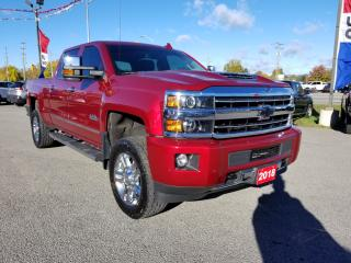 Used 2018 Chevrolet Silverado 2500 HD High Country for sale in Kemptville, ON