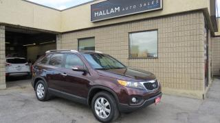 Used 2013 Kia Sorento LX LOW KMS, Bluetooth, Heated Seats for sale in Kingston, ON