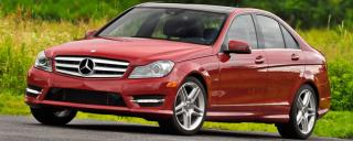 Used 2012 Mercedes-Benz C-Class C350 4Matic. Panoramic. Navigation. Camera. Extra Sharp for sale in Toronto, ON