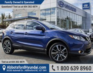 Used 2018 Nissan Qashqai SL GREAT CONDITION & ACCIDENT FREE for sale in Abbotsford, BC