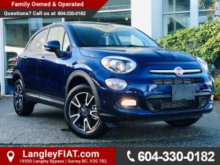 New 2018 Fiat 500 X Sport AWD, PANORAMIC SUNROOF, NAVIGATION! for sale in Surrey, BC