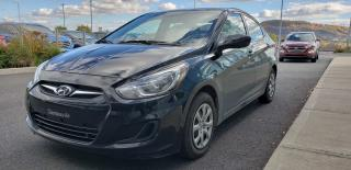 Used 2012 Hyundai Accent Gl+a/c+vi for sale in Ste-Julie, QC