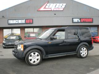 Used 2006 Land Rover LR3 ***V8 / TOIT OUVRANT*** for sale in Ste-Catherine, QC