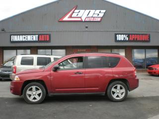 Used 2007 Jeep Compass ***SPORT*** for sale in Ste-Catherine, QC