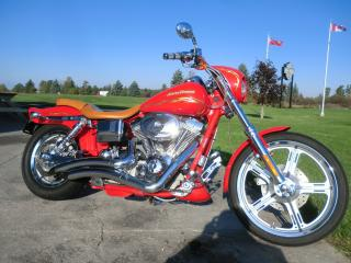 Used 2001 Harley-Davidson Dyna FXDWG2 CVO DYNA WIDE GLIDE for sale in Blenheim, ON