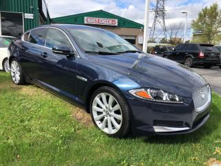 Used 2013 Jaguar XF V6 AWD Supercharged for sale in Burlington, ON