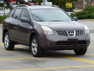 Used 2009 Nissan Rogue SL for sale in Mississauga, ON