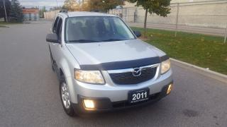 Used 2011 Mazda Tribute GX for sale in Toronto, ON
