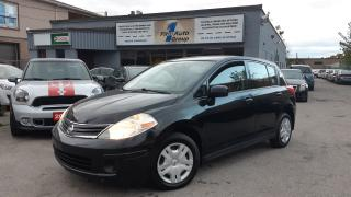 Used 2010 Nissan Versa 1.8 S for sale in Etobicoke, ON
