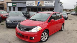 Used 2012 Nissan Versa 1.8 SL for sale in Etobicoke, ON